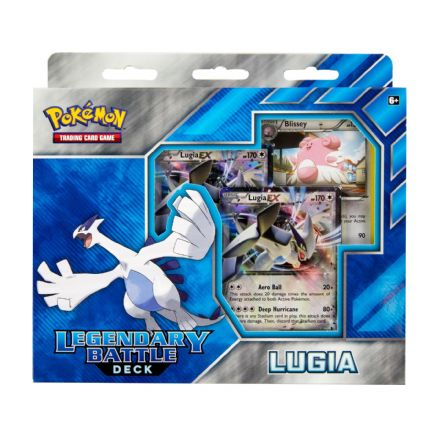 Pokémon Legendary Battle Deck - Lugia